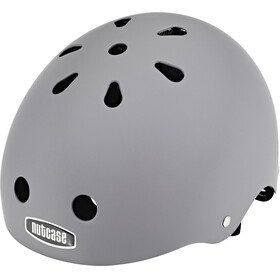 Nutcase Street Helmet Kids, shark skin matte